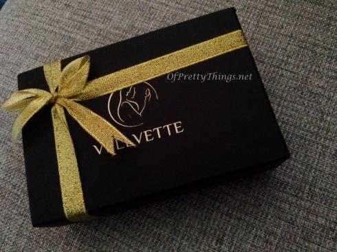 The January Vellvette Box